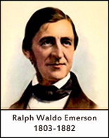 ralph waldo emerson and frederick douglas Emerson and douglass compare and contrast emerson and douglass compare and contrast a comparison of frederick douglass, benjamin franklin, and ralph waldo emerson and their views on educationbiography biographies essays - the like minds of emerson and douglassacademic paper help emerson and douglass compare and contrast.